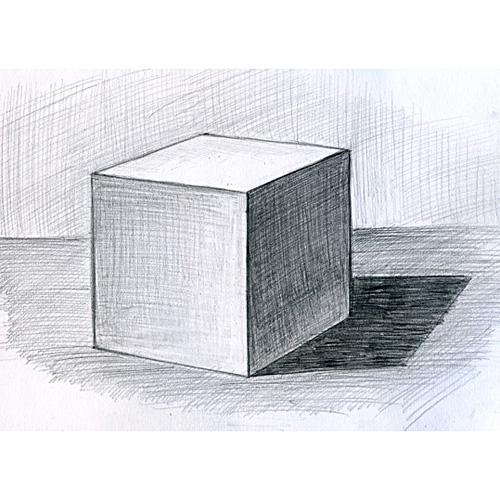 Рисуем куб с тенями